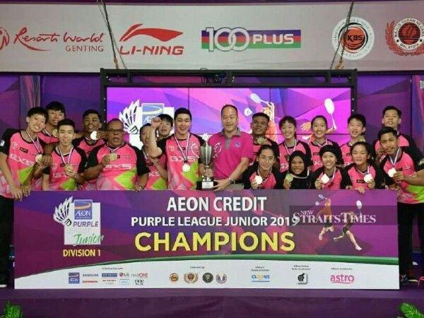 Lonjakan Kasus Covid-19, Kompetisi badmintonPurple League Terancam Batal