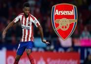 Atletico Madrid Beri Lampu Hijau Pada Arsenal Rekrut Lemar Bukan Partey
