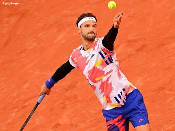 Grigor Dimitrov tantang Stefanos Tsitsipas di babak keempat French Open 2020