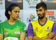 Kidambi Srikanth dan Saina Nehwal Raih Undian Menguntungkan di Denmark Open