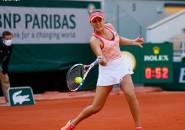 Hasil French Open: Perjuangan Sofia Kenin Berbuah Satu Tiket Semifinal