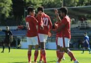 Shin Tae-yong Ungkap Kunci Kemenangan Timnas U-19 Atas Tim Liga 2 Kroasia