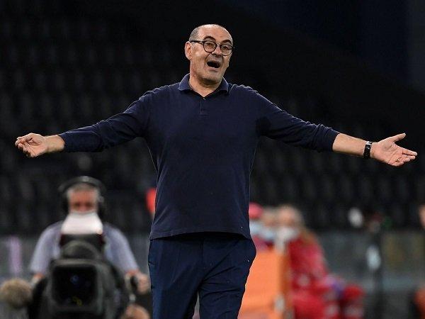 Maurizio Sarri sudah diramalkan gagal di Juventus.