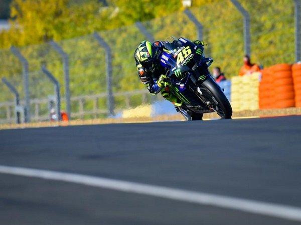 Valentino Rossi optimistis bisa petik hasil maksimal di Le Mans.