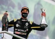 Daniel Ricciardo Tagih Janji Bos Renault Bikin Tato Usai Menangi Taruhan
