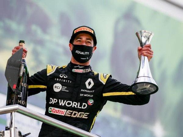 Pebalap Renault, Daniel Ricciardo. (Images: Getty)
