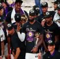 LeBron James Bilang Begini Usai Bawa Lakers Juara NBA