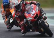 Andrea Dovizioso Terkejut Diserang Bertubi-tubi Oleh Alex Marquez