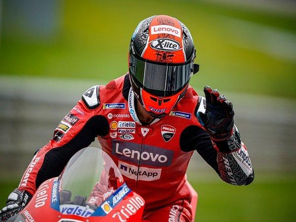 Danilo Petrucci heran bisa ditendang secara cepat oleh Ducati.