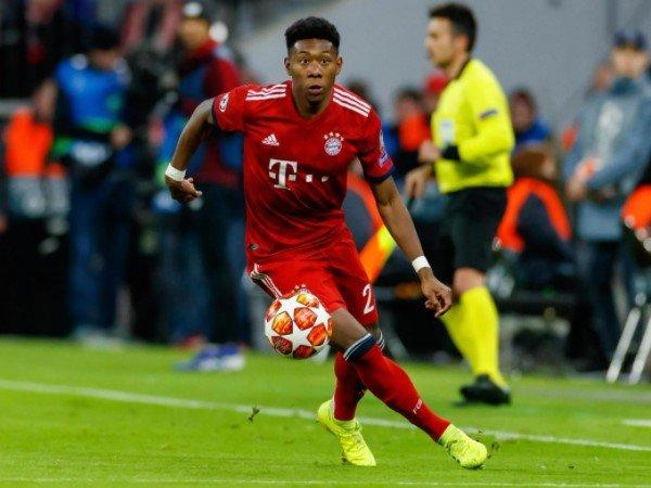 David Alaba Tolak Perpanjang Kontrak Bersama Bayern Munich