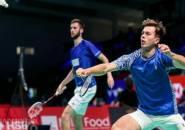Adam Hall/Alexander Dunn Siap Tampil Lebih Baik di Babak Kedua Denmark Open