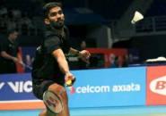 Kidambi Srikanth Tembus Perempat Final Denmark Open