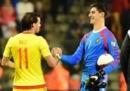 Thibaut Courtois Ledek Keputusan Gareth Bale Pindah ke Tottenham