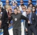 Tidak Disebutkan Wenger Dalam Bukunya, Mourinho Beri Jawaban Menohok