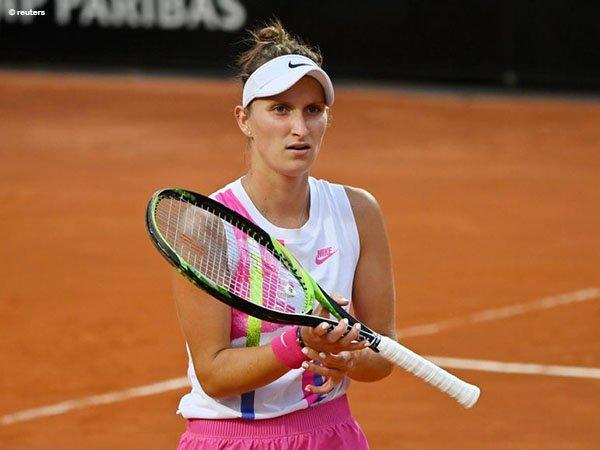 Marketa Vondrousova tidak akan berpartisipasi di Ostrava Open musim 2020
