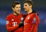 Robert Lewandowski Ketagihan Duet dengan Thomas Muller