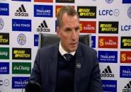 Leicester Keok dari Aston Villa, Brendan Rodgers: Kami Cuma Tak Beruntung