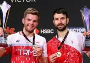 Marcus Ellis/Chris Langridge Juara Ganda Putra Denmark Open 2020