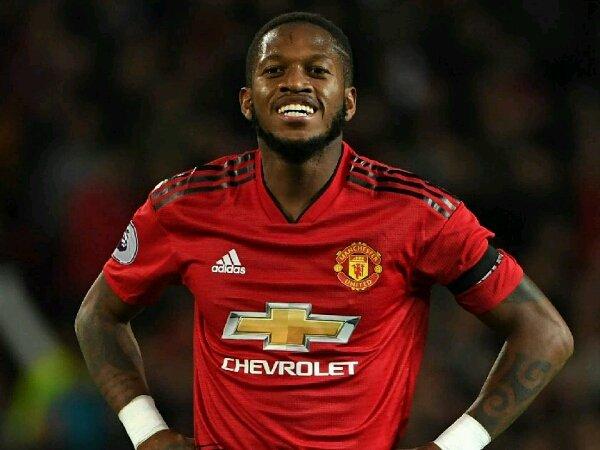 Fred mengaku senang dengan partisipasi Manchester United di Liga Champions