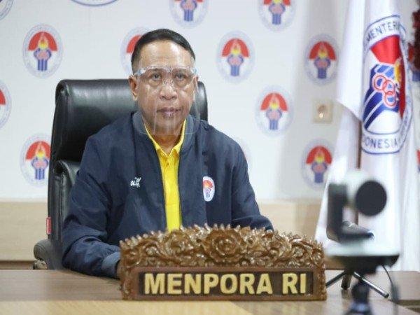 Menpora Zainudin Amali jelaskan Grand Design pembinaan olahraga Indonesia