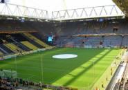 Laga Borussia Dortmund vs Schalke Hanya Dihadiri 300 Suporter