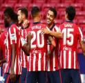 Simeone Telah Gunakan Hampir Semua Pemain Dalam Skuat Atetico Madrid