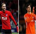 Courtois dan Oblak Ingin Hindari Kutukan Buffon di Liga Champions