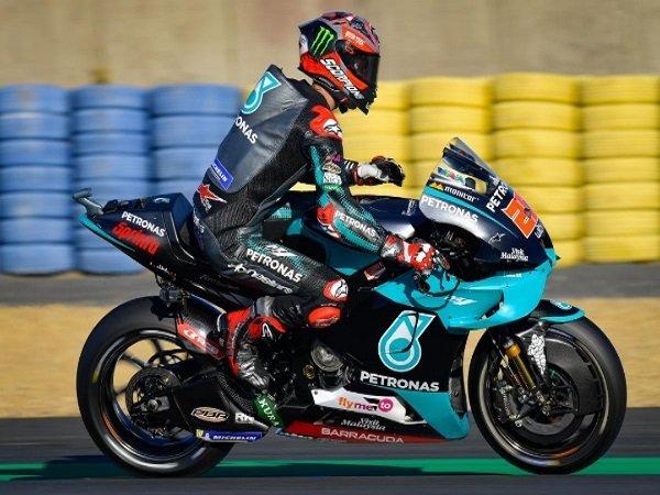 Fabio Quartararo berharap bisa petik hasil lebih baik di GP Teruel.