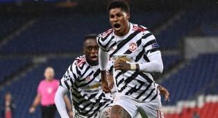 Hasil Pertandingan Liga Champions: Man United, Juve, dan Barcelona Menang