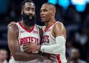 Houston Rockets Enggan Pisahkan Russell Westbrook dan James Harden