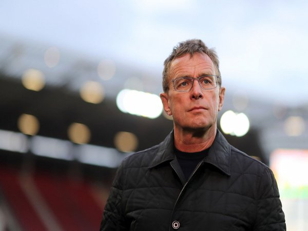 Ralf Rangnick / via Reuters