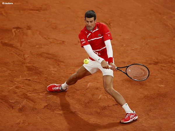 Musim ini, Novak Djokovic kantongi satu gelar Grand Slam