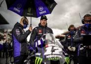 Rossi Kembali Absen di GP Teruel, Yamaha Fokus Penuh Bantu Vinales