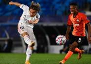 Takluk dari Shakhtar, Luka Modric Yakin Real Madrid Bangkit di El Clasico