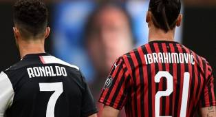 Zaccheroni Sebut Ibrahimovic Lebih Berpengaruh di Serie A Ketimbang Ronaldo