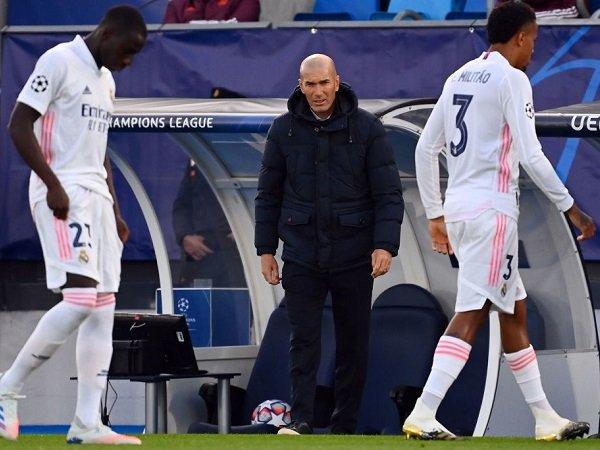 Zinedine Zidane yakin Real Madrid bisa bangkit.