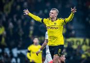 Erling Haaland Tetap Setia Bersama Dortmund Meski Diminati Real Madrid