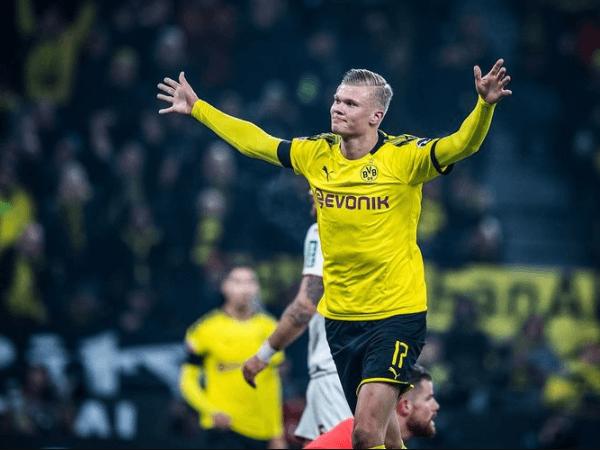 Erling Haaland Tetap Setiap Bersama Borussia Dortmund