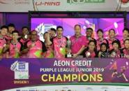 Terjadi Lonjakan Covid-19, Malaysia Hentikan Purple League Junior 2020