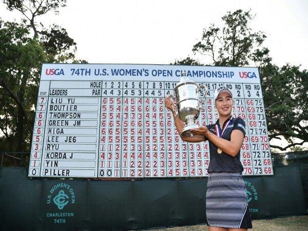 US Women's Open 2020 resmi digelar tanpa penonton, konfirmasi USGA.
