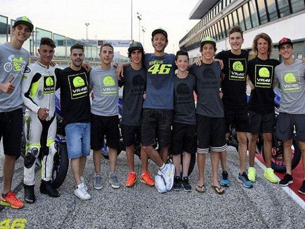 Valentino Rossi, VR46 Academy,