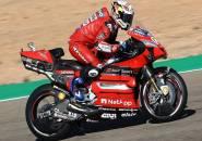 Andrea Dovizioso Kecewa Akan Performa Ducati di Hari Pertama GP Teruel