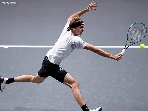 Alexander Zverev melenggang ke semifinal bett1HULKS Championships di Cologne, Jerman