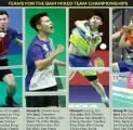 Atlet Badminton Junior Akan Ikut Kejuaraan Beregu Campuran Lokal 2020