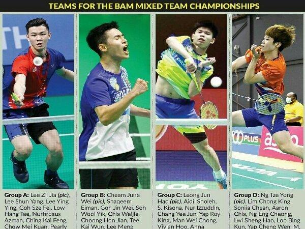 Pemain Badminton Junior Akan Tampil di Kejuaraan Beregu Campuran BAM
