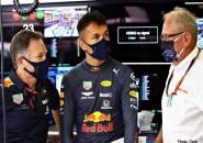 Red Bull Racing Belum Tentu Pertahankan Albon Musim Depan