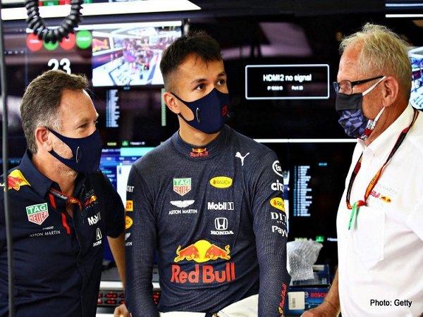 Pebalap Red Bull Racing, Alexander Albon. (Images: Getty)