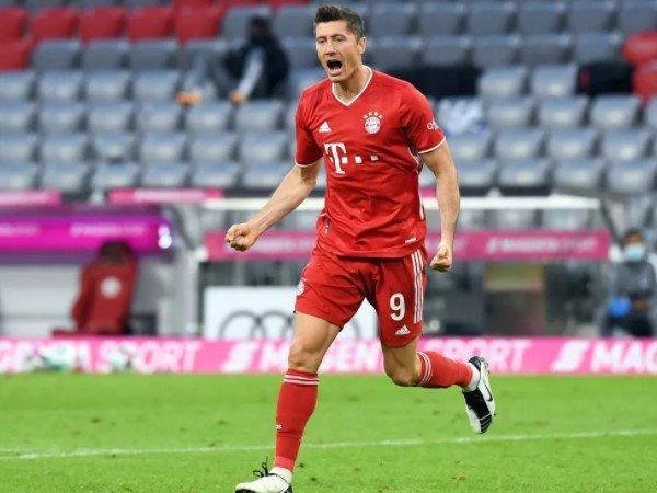 Robert Lewandowski Cetak Rekor Baru di Bundesliga