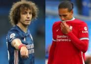 David Luiz Sebut Cedera Virgil van Dijk Risiko Dalam Sepak Bola