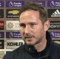 Frank Lampard Puji Lini Bertahan Chelsea Usai Hasil Imbang 0-0 dengan MU